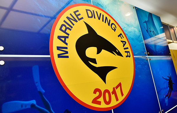 A gathering of world beach resorts! What in the world is the Marine Diving Fair?