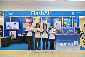 東芝 Flash Air