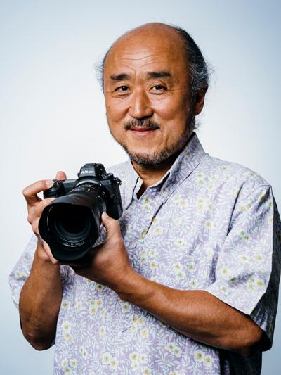 自然写真家・高砂淳二さん
