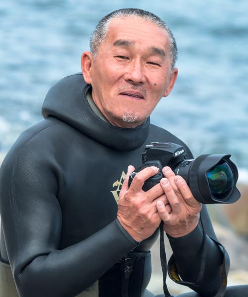 阿部秀樹さん